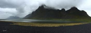 PANORAMICA DE LA PENÍNSULA DE STOKKNES – EST D'ISLANDIA