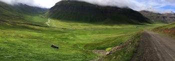 PANORÀMIQUES A LA PENÍNSULA DE  TRÖLLASKAGI – NORD D'ISLANDIA