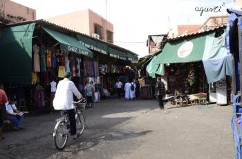 Souk El Kessabines - Marrakech