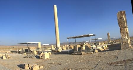 Tomba de Cir el Gran – Pasagarda