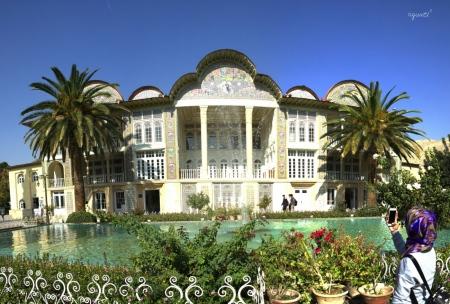 JARDI DEL ERAM  -  SHIRAZ - IRAN