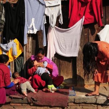 Wandering Kathmandú