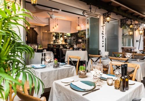 Témpora Restaurant - Marbella