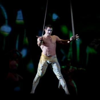 Cirque du soleil 2013/Scalada