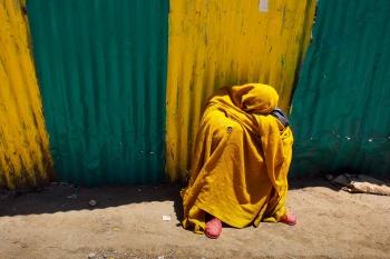 Descanso. Etiopía 2014.