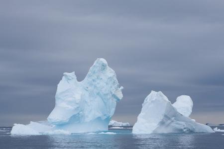 Iceberg, Orne harbour