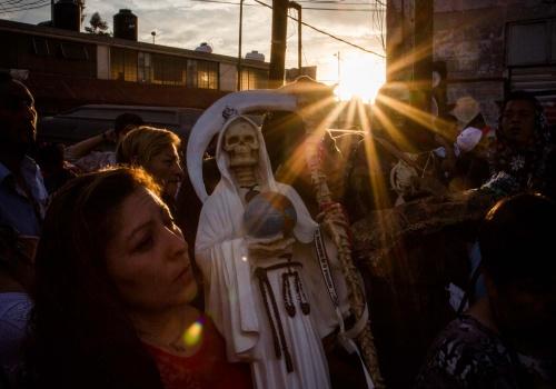 CULTO A LA MUERTE EN MÉXICO