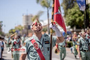 evento desfile legion fotografo torremolinos marbella