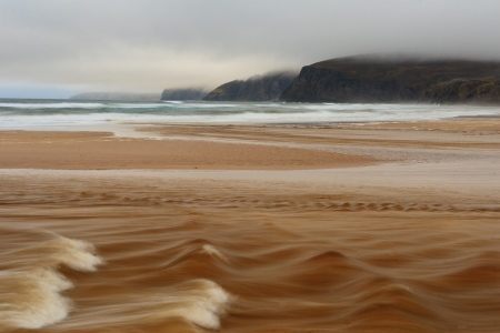 Sandwood Bay, Escocia