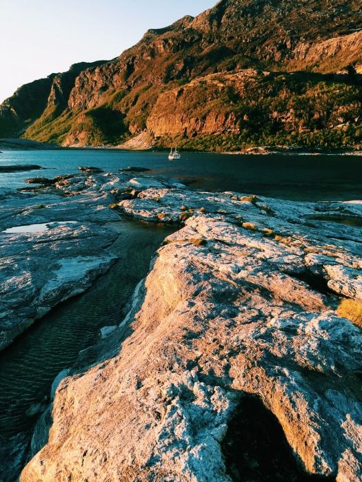 Nordland 10:58 pm