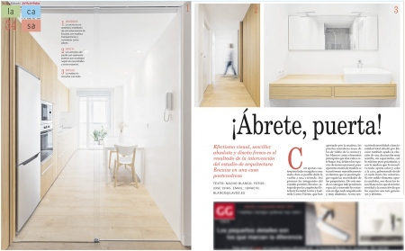 YES | Reforma vivivienda | Encaixe Arquitectura