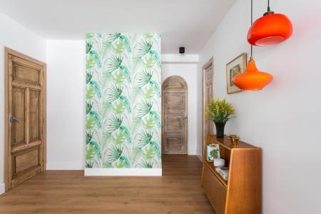 apartamento turístico, fotografía de interiorismo, entrada
