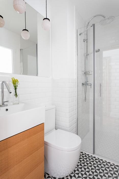 apartamento turístico, fotografía de interiorismo, baño
