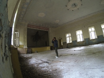 Chernobyl. Autorretrato