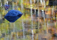 la roca azul