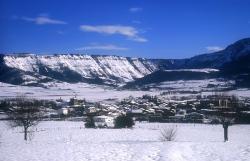 reportaje: Orduña (Bizkaia) - título: Orduña nevado