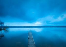 portfolio: illusions    title: The Blue Hour