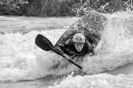 Maniobras en el agua
