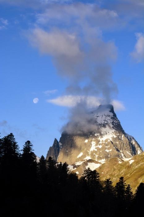 La última erupción