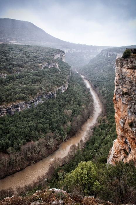 Cañon del Ebro