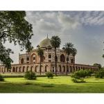 Tumba de Humayun´s, Nueva Delhi