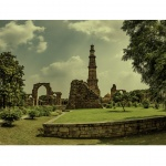 Qutub Minar, Nueva Delhi