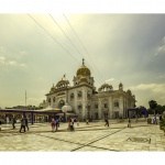 Gurdwara Bangla Sahib, Templo Sij