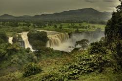 Lago Tana, Nilo Azul, Etiopía