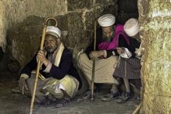 La mezquita de los ciegos, Amrra