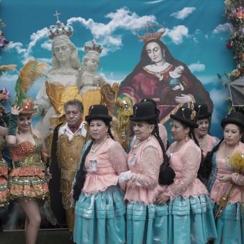 Carnaval de Oruro. Bolivia