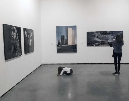 Centro de Arte Contemporáneo de Huarte- Pamplona