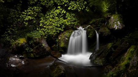 Cascada Somport