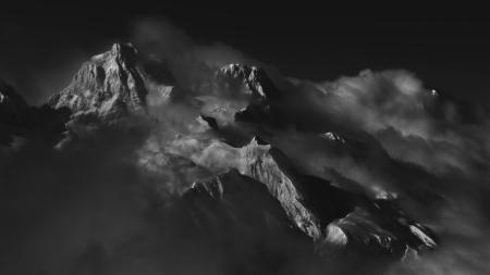 Aspe y Zapatilla entre nubes