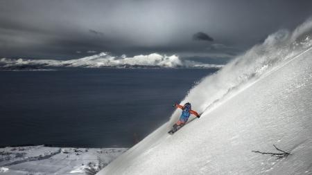 Lyngen Alps, Ekaitz Isasi