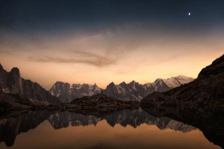 Lac Blanc, Chamonix