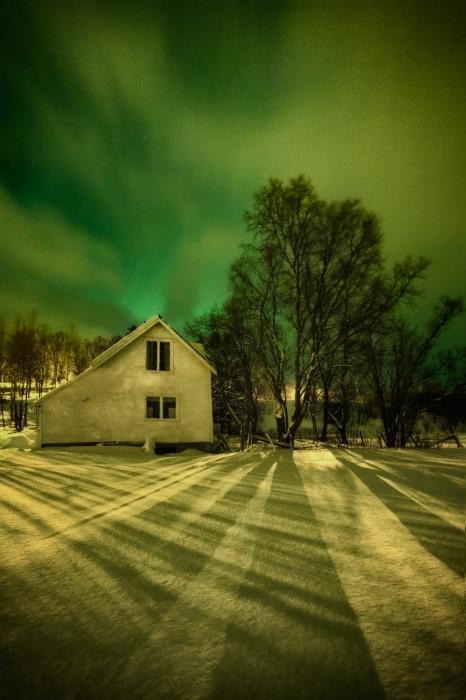 Heimtum farm, Lyngen