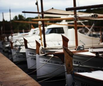 Boats | 2010 | Portocolom - Mallorca, Spain
