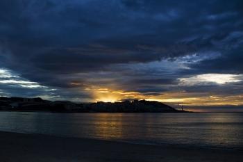 Sunset | 2009 | A Coruña, Spain