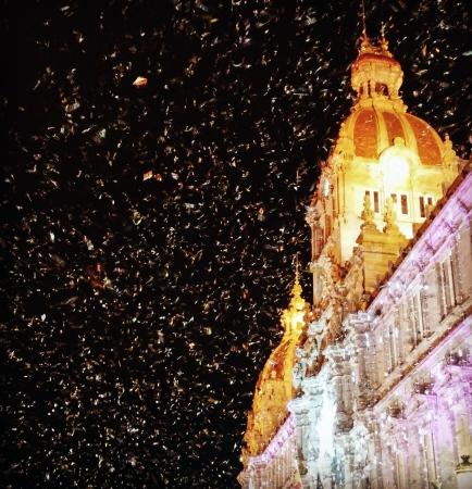 Christmas celebration | 2014 | Maria Pita square - A Coruña, España
