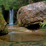 waterfall of lovers