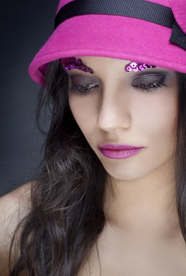 Ana Yahia - Make up Cristina Moncho