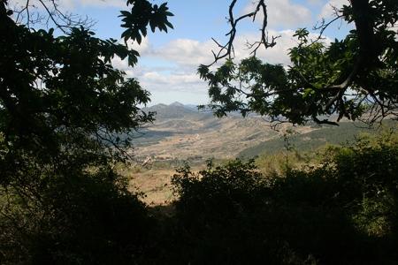 Sierra de la Almenara desde el Cotanillo.