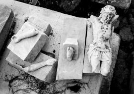 broken religion, cuban photography fine art by louis alarcon