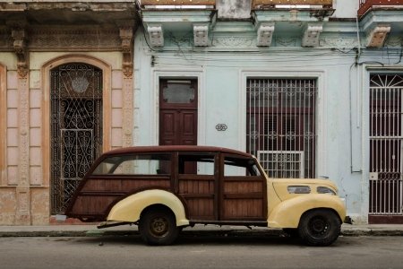 old cars in cuba 1