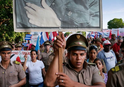 May 1st in Havana: the Great celebration of workers