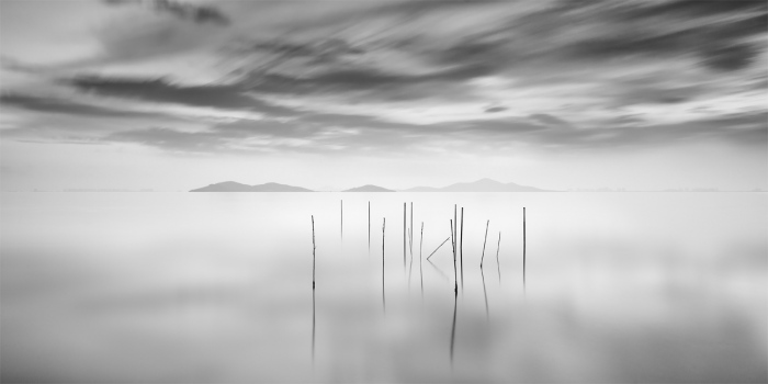 David Frutos Egea · Reeds and Islands