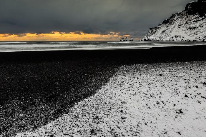 Fran Rubia · VIK BEACH-ICELAND