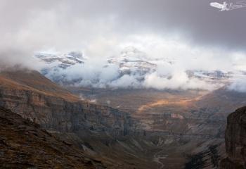 Monte Perdido, miradores de Ordesa,