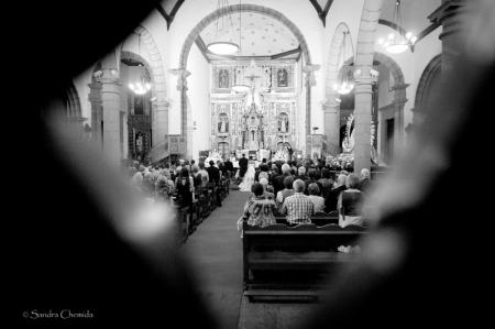Boda en la Iglesia Santo Domingo Vegueta