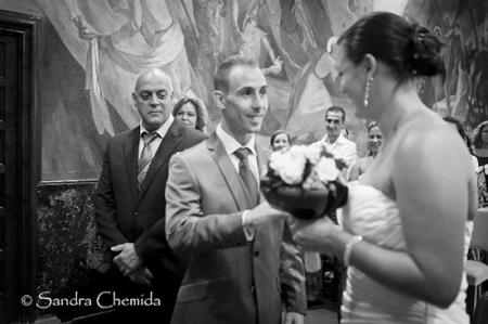 Ceremonia en el Pueblo Canario